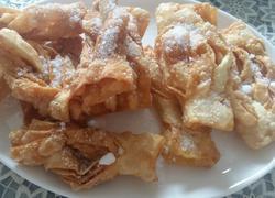 香甜馄饨皮麻叶(排叉)