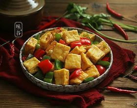 一口豆腐[图]