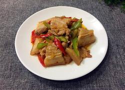 蒜蓉辣椒酱炒五花肉