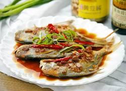 黄豆酱蒸鲳鱼