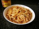 黄豆酱拌米粉的做法[图]