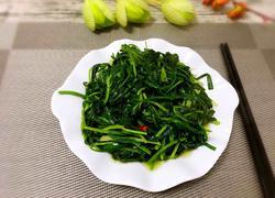 韭菜炒香菜