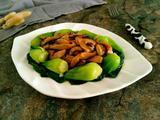 蚝油香菇油菜的做法[图]