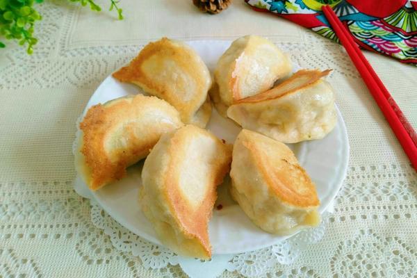锅贴大饺子