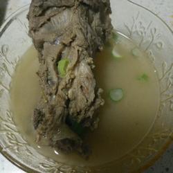 羊骨头汤的做法[图]