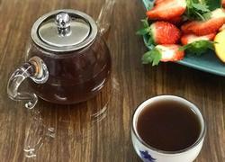 红枣黑枸杞热饮