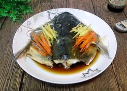 蚝油鲢鱼头