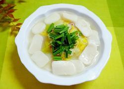 白菜汤年糕
