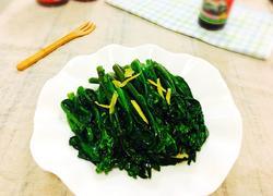 蚝油炒香水芥兰