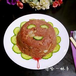 米粉蒸肉的做法[图]