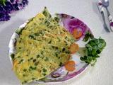 香椿苗鸡蛋饼的做法[图]