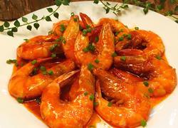 年夜饭之6内藏玄机的秘制健康大虾
