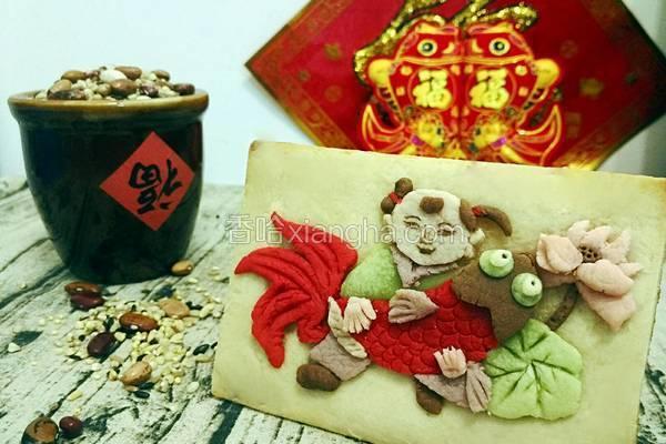 杨柳青年画饼干