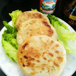 #李锦记#葱头猪肉馅饼
