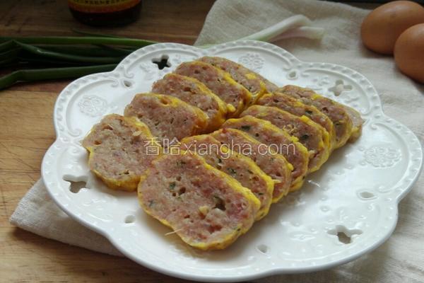 家庭自制午餐肉(年味)