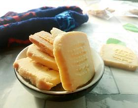 奶香杏仁饼干