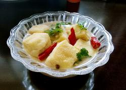 老北京麻酱豆泡汤