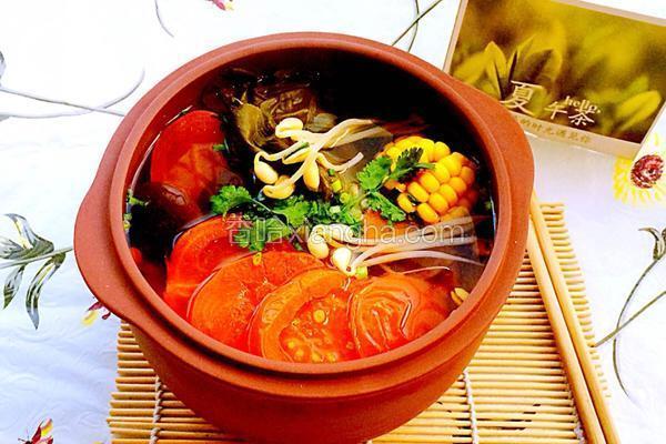 减肥蔬菜汤