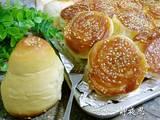 蜂蜜脆底小面包的做法[图]
