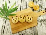 熊猫蛋黄酥的做法[图]