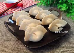 牛肉蘑菇馅饺子
