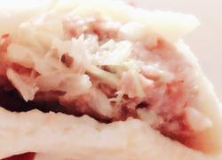 猪肉白菜包子