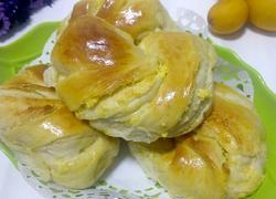 奶香椰茸花式面包(超详细版)