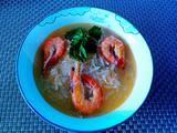 鲜虾萝卜汤的做法[图]