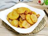 猪肉烧土豆片的做法[图]