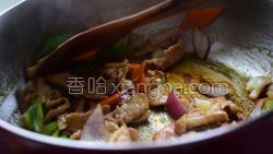 辣椒炒肉片的做法图解31