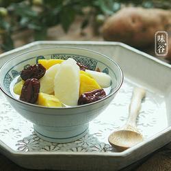 红薯淮枣糖水