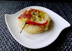 黄油里脊肉土豆饼