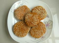 糯米芝麻饼