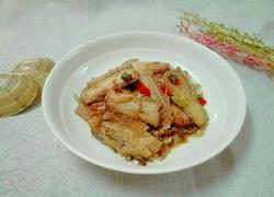 白酒烧带鱼