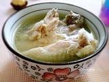 鸡肉西洋参汤的做法[图]