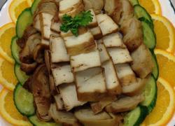 香卤百页豆腐