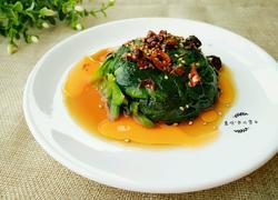 清拌小油菜