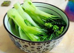 油盐小白菜