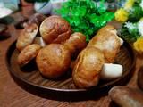 蘑菇豆沙包的做法[图]