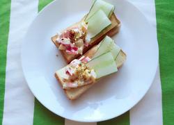 早餐系列-Farmers Toast农场吐司