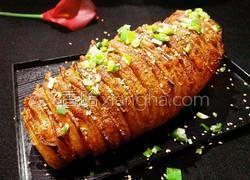 培根风琴烤土豆