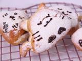 猫咪全麦蜂蜜面包的做法[图]