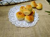 豆沙面包卷的做法[图]