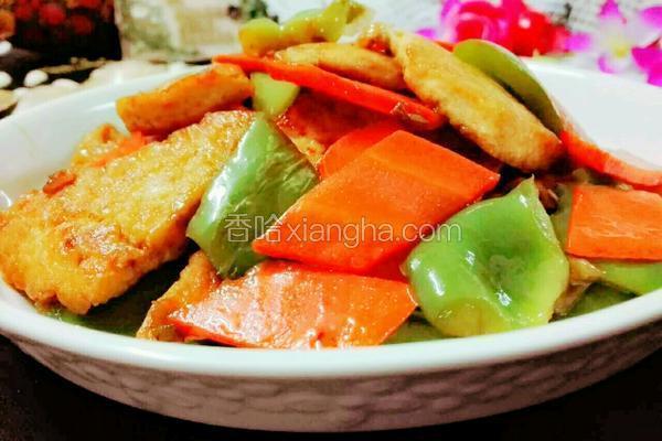 鱼香豆腐私房菜