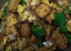 家常鸡蛋烧豆腐