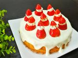 熔岩草莓蛋糕的做法[图]