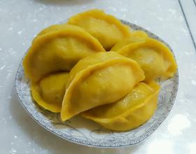 玉米面酸菜蒸饺