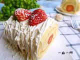 奶油草莓蛋糕卷的做法[图]