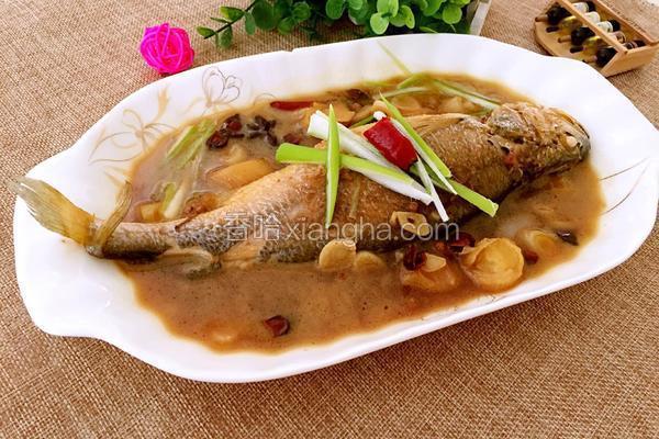 红烧大黄鱼