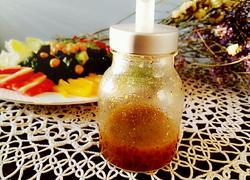 自制健康油醋汁